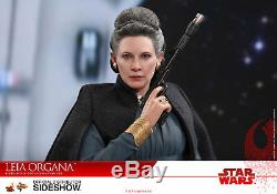 Hot Toys Star Wars The Last Jedi LEIA ORGANA 12 Action Figure 1/6 Scale MMS459
