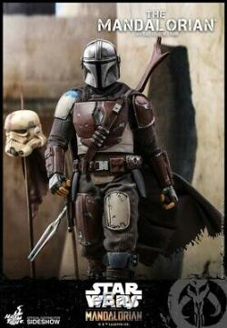 Hot Toys Star Wars The Mandalorian 1/6 Sixth Scale Figure