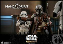 Hot Toys Star Wars The Mandalorian Din Djarin Action Figure 1/6 Scale TMS007