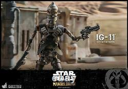 Hot Toys Star Wars The Mandalorian IG-11 1/6th Scale Figure TMS008