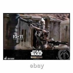 Hot Toys Star Wars The Mandalorian IG-11 16 Scale High Collectible Figure NEW