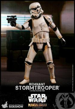 Hot Toys Star Wars The Mandalorian Remnant Stormtrooper 1/6 Scale Figure TMS011