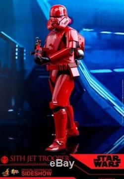 Hot Toys Star Wars The Rise Of Skywalker Sith Jet Trooper 1/6 Sixth Scale Figure