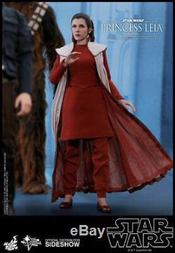 Hot Toys Star Wars V Empires Strikes Back Princess Leia Bespin 1/6 Scale Figure