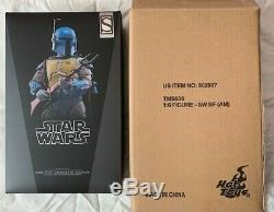 Hot Toys TMS006 Star Wars BOBA FETT ANIMATION VERSION 1/6 Scale Figure EXCLUSIVE