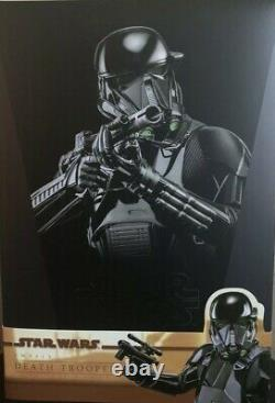 Hot Toys TMS013 Star Wars The Mandalorian DEATH TROOPER 1/6 Scale Action Figure