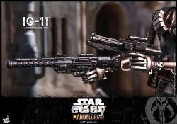 Hot Toys The Mandalorian 1/6th scale IG-11 Collectible Figure TMS008