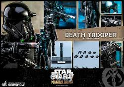 Hot toys 1/6 scale action figure Death Trooper New in sealed box