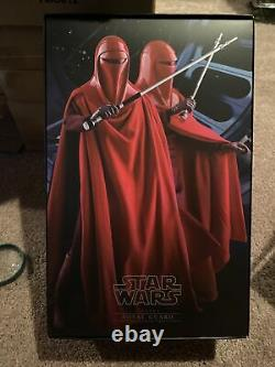 Hot toys MMS 469 Star Wars Royal Guard 1/6 Scale Figure