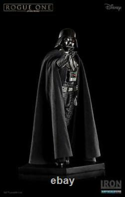 Iron Studios Darth Vader 110 Scale Figure Star Wars Rogue One Statue Limited