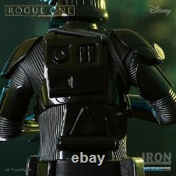 Iron Studios Death Trooper 110 Scale Figure Star Wars Rogue One Statue Limited