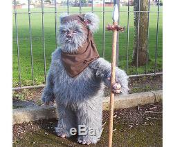 Life Sized Full Scale posable EWOK replica prop figure Star Wars Yoda display