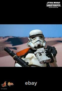 NEW Star Wars HOT TOYS MMS295 902414 Sandtrooper 16 Scale 12 Figure A New Hope