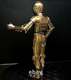 NICE x2 Medicom RAH Star Wars C-3PO and R2-D2 Figures 1/6 Scale