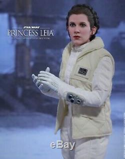 PRINCESS LEIA Hot Toys MMS 423 STAR WARS Empire Strikes Back 1/6 Scale Figure