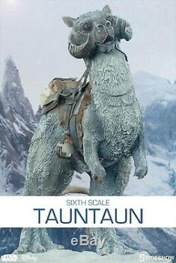 SIDESHOW NEW! TAUNTAUN 1/6 SCALE DELUXE FIGURE STAR WARS Exclusive Action ESB