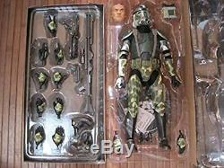 SIDESHOW STAR WARS Commander Gree Figure 16 Scale Hot Toys USED Japan Sideshow