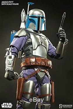 SIDESHOW Star Wars Jango Fett Sixth scale 1/6 12 action figure