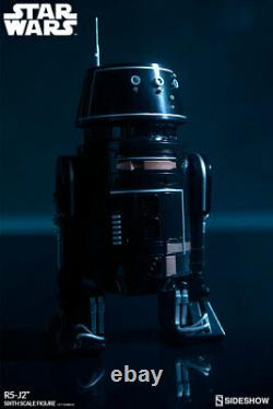 SIDESHOWSTAR WARS R5-J2 IMPEREAL ASTROMECH DROID 16 Scale Figure
