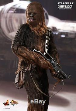 STAR WARS CHEWBACCA figure HOT TOYS MMS262 16 scale MIB