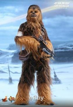 STAR WARS Chewbacca 1/6th Scale Action Figure MMS375 (Hot Toys) #NEW