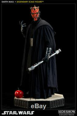 STAR WARS Darth Maul Legendary Scale 12 Figure by Sideshow Collectibles