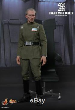STAR WARS Grand Moff Tarkin 1/6th Scale Action Figure MMS433 (Hot Toys) #NEW