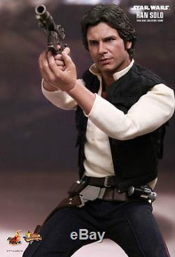 STAR WARS HAN SOLO figure HOT TOYS MMS261 16 scale MIB