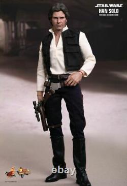 STAR WARS Han Solo 1/6th Scale Action Figure MMS261 (Hot Toys)