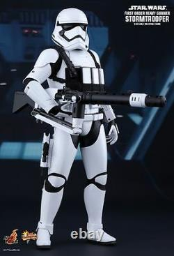STAR WARS Heavy Gunner Stormtrooper 1/6th Scale Action Figure MMS318 (Hot Toys)