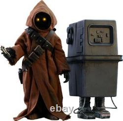 STAR WARS Jawa & EG-6 Power Droid 1/6th Scale Action Figure MMS554 (Hot Toys)