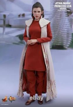 STAR WARS Princess Leia 1/6th Scale Bespin Action Figure MMS508 (Hot Toys) #NEW
