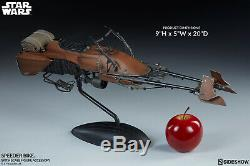 STAR WARS Speeder Bike Sixth Scale Action Figure Accessory Sideshow Collectibles
