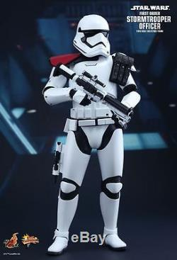 STAR WARS Stormtrooper Officer 1/6th Scale Action Figure MMS334 (Hot Toys)