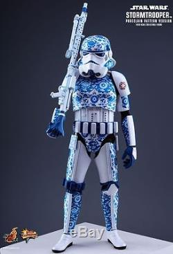 STAR WARS Stormtrooper'Porcelain' 1/6th Scale Action Figure MMS401 (Hot Toys)