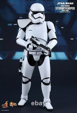 STAR WARS Stormtrooper Squad Leader 1/6th Scale Action Figure MMS316 (Hot Toys)