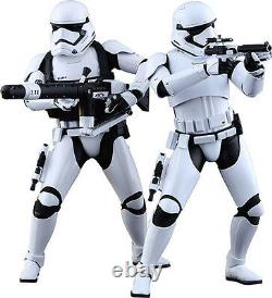 STAR WARS Stormtroopers 1/6th Scale Action Figure Set MMS319 (Hot Toys) #NEW