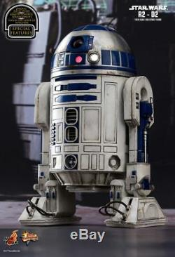 STAR WARS The Force Awakens R2-D2 1/6th Scale Action Figure MMS408 (Hot Toys)