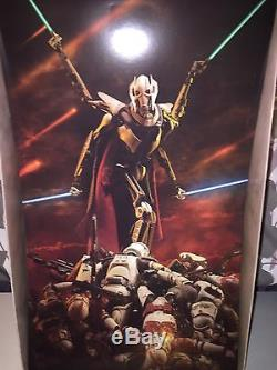 Sideshow 1/6 Scale Figure Star Wars General Grievous