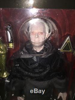 Sideshow 1/6 Scale Figures Star Wars Darth Sidious and Chancellor Palpatine