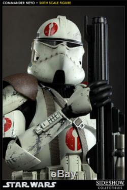 Sideshow 16 2184 Star Wars The Exclusive Commander Neyo Sixth Scale Figure