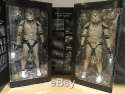 Sideshow Boil and Waxer with Numa 1/6 Star Wars SIXTH SCALE FIGURE SET