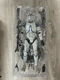 Sideshow Collectibles 501st Legion Vader Clone Trooper Ex 1/6 Scale Figure
