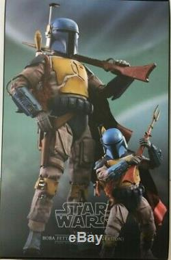 Sideshow Collectibles Boba Fett 1/6 Scale Animated Version Figure TMS006