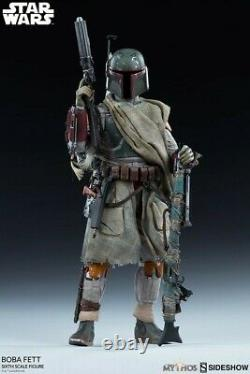 Sideshow Collectibles Boba Fett Star Wars Mythos Sixth Scale Action Figure