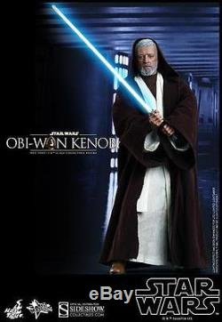 Sideshow Collectibles Obi-Wan Kenobi Sixth Scale Figure by Hot Toys MMS