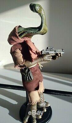 Sideshow Collectibles Scum & Villany Sixth Scale Momaw Nadon Hammerhead Figure