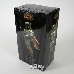 Sideshow Collectibles Scum and Villany Boba Fett 1/6 Scale Articulated Figure