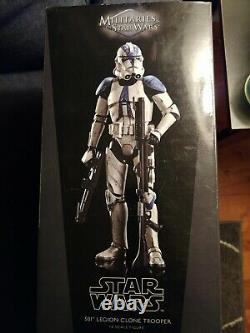 Sideshow Collectibles Star Wars 501st Clone Trooper 1/6th Scale Figure