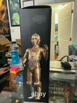 Sideshow Collectibles Star Wars A New Hope C-3PO 1/6th Scale Figure
